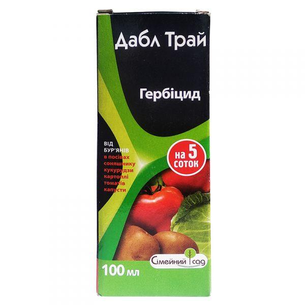 """""""Дабл Трай"""" (100 мл) от """"Семейный Сад"""""""