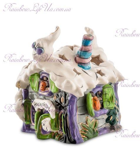"""Подсвечник домик с привидениями """"Pavone"""""""