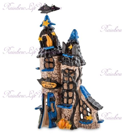 "Подсвечник замок графа Батулы ""Pavone"""