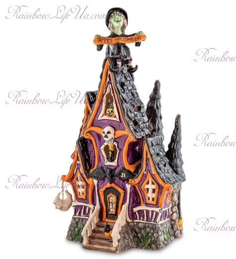 """Подсвечник ведьмин замок """"Pavone"""""""