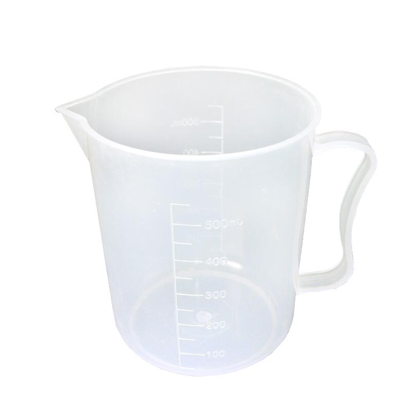 Мерный стакан пластиковый, 500 мл