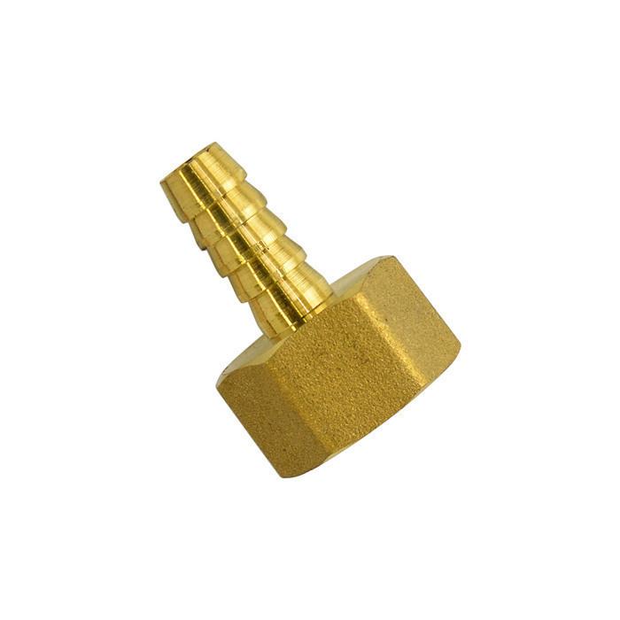 Штуцер елочка 1/2 под трубку 8 мм, внутренняя резьба