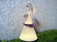 Салфетница невеста
