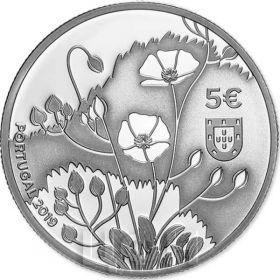Крупная туберария  5 евро Португалия 2019