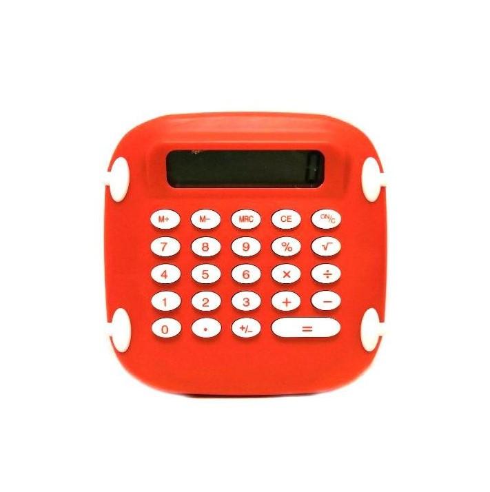 Карманный 8-Разрядный Калькулятор На Батарейках Classe CLA-2804, Цвет Оранжевый