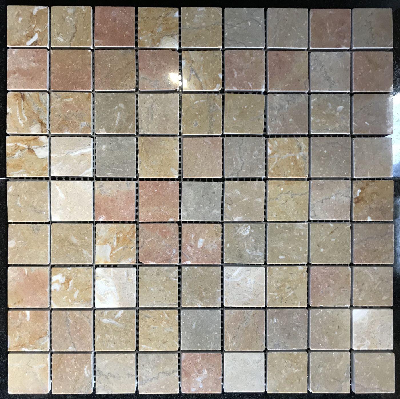 Мозаика из мрамора ART. MZ106