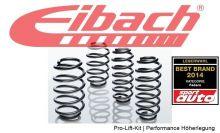 Пружины Eibach Pro-Lift-Kit, завышение +2.5см