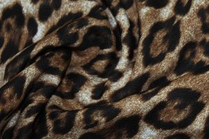 Блузочная ткань тиффани принт VT-10169/D3/C#1