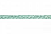 Бордюр Esten Listwa szklana Silver 4,8х59,5