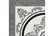 Нап. плитка Estatuario Roseton 45x45 (1,42)