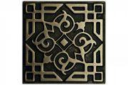 Метал. плитка ORIENT 7.5х7.5 Bronze