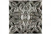 Метал. плитка ZODIAC 5.0х5.0 Nickel