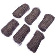 VETTA Набор губок 6шт металлических деликатных, 30гр, 5,5х2см