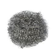 VETTA Губка металлическая 1шт x 15гр (спираль, сталь оцинкованная)