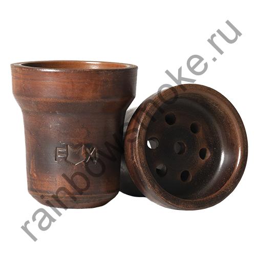 Глиняная чаша FOX Barrell (Бочка)