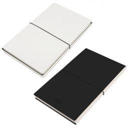 бизнес блокноты Combi 21219 белые с черным