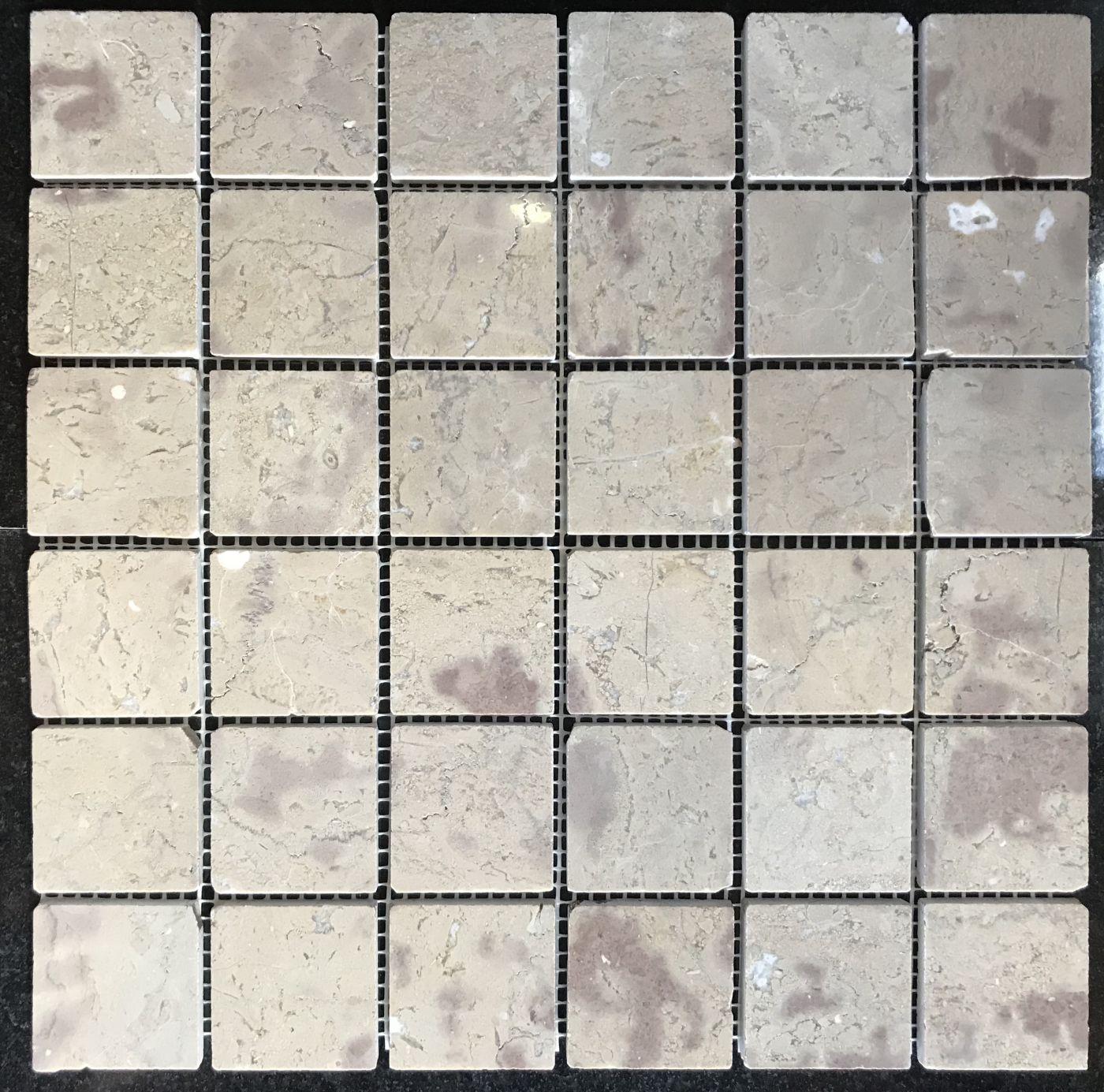 Мозаика из мрамора ART. MZ102