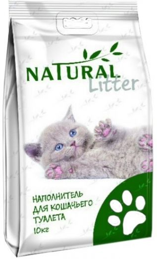Наполнитель Natural Litter 10кг палочки