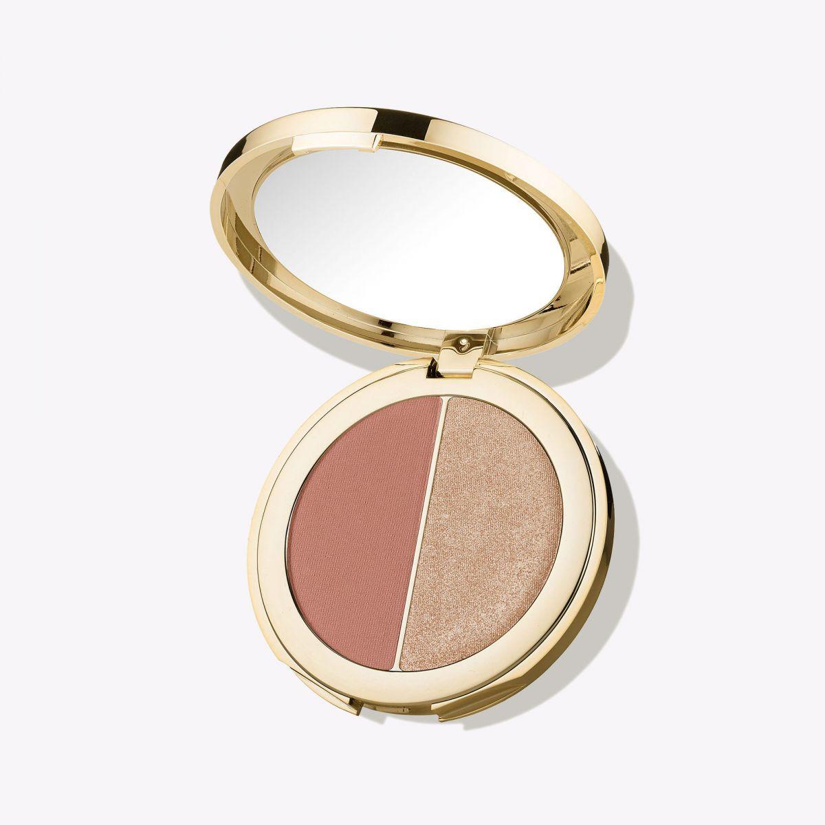 Палетка хайлайтера и румян Tarte Cosmetics - limited-edition blush & glow blush & highlighter