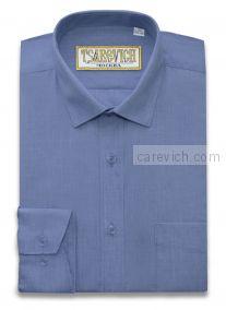 Сорочка детская Tsarevich (6-14 лет) выбор по размерам арт.LT Blue slim Приталенная