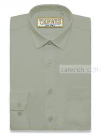 Рубашка для первоклассника 29(116-122) арт. 401 New Khaki длинный рукав