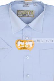 Сорочка детская Tsarevich (6-14 лет) выбор по размерам арт.Dream Blue-K Короткий рукав