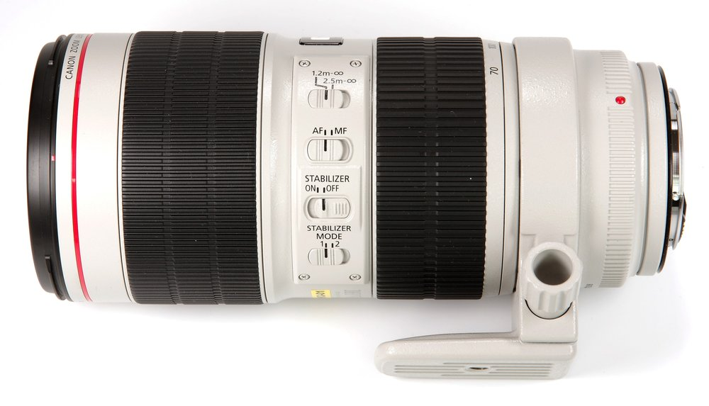 Canon EF 70-200mm f/2.8L IS III USM