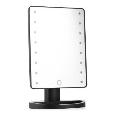 Зеркало Large LED Mirror, Цвет Черный