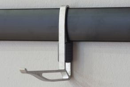 Малый L-образный крюк (алюминий) GSH51