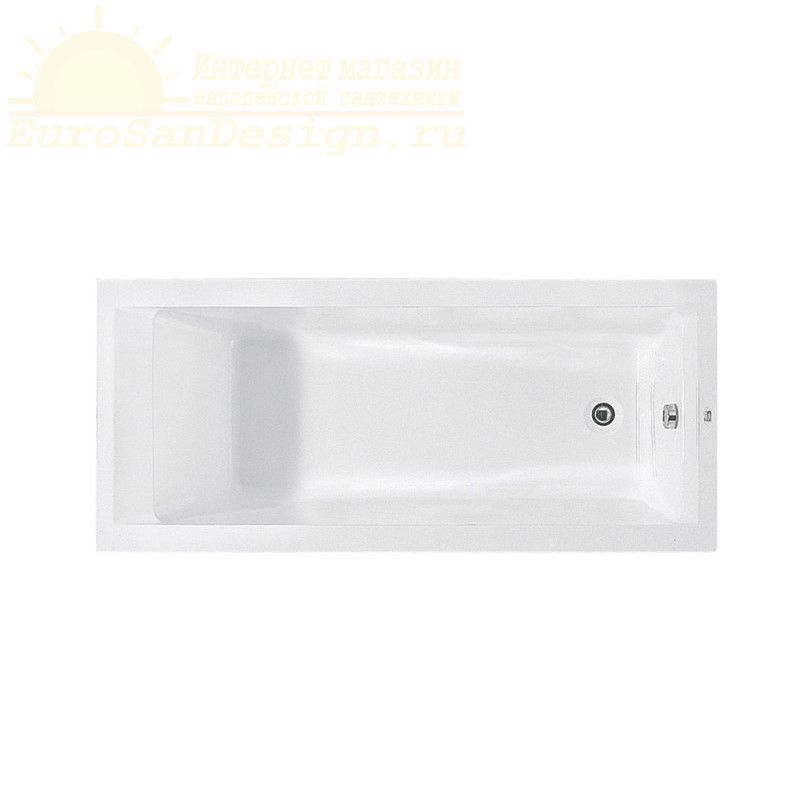 Hafro ванна 2ERA2N1 170x75 ФОТО