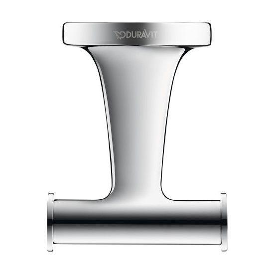 Duravit Starck T 9930 настенный крючок для ванной комнаты ФОТО
