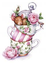 Почтовая открытка Сладких снов!