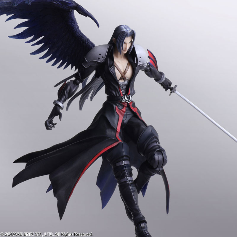 Фигурка Final Fantasy VII - Sephiroth Another Form Ver.