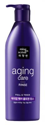 Кондиционер для волос антивозрастной, MISE EN SCENE Aging Care Rinse 680 мл