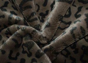 """Мех Кролик принт """"Леопард"""" 30600080/C#2"""