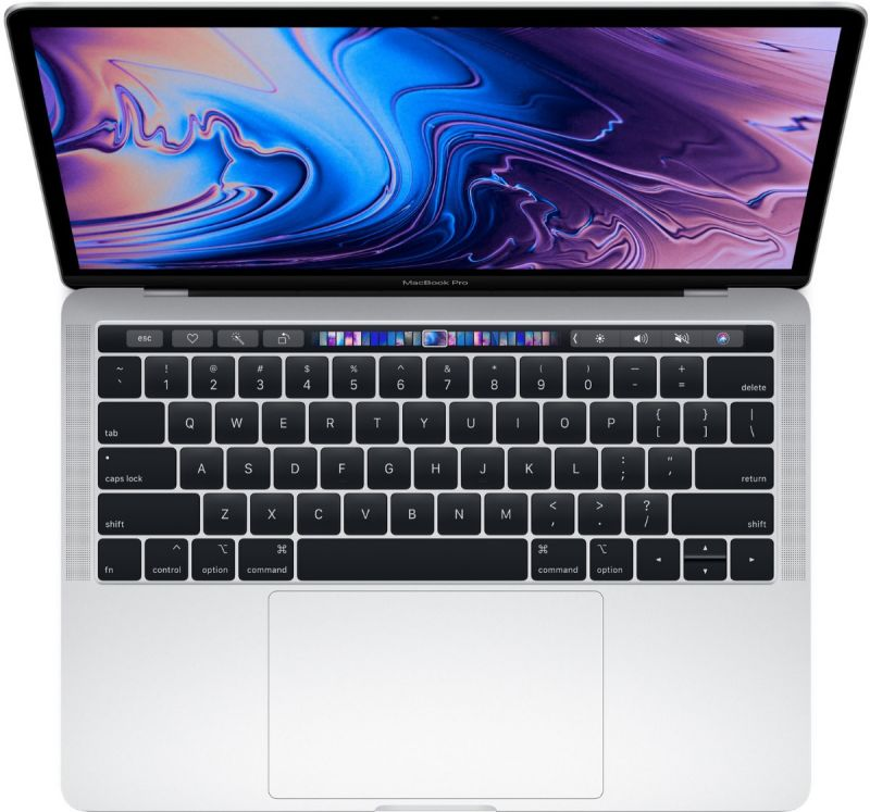 Apple MacBook Pro 13 (2019) 256GB Silver (MV992)