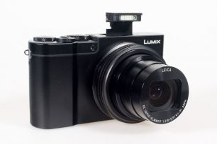 Panasonic Lumix DMC-TZ100 ( BLACK)