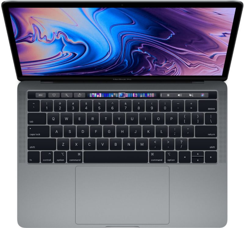 Apple MacBook Pro 15 2018 1Tb Space Gray (MUQH2)