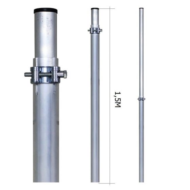 Мачта 6м Алюминиевая (МАТ 15-60)