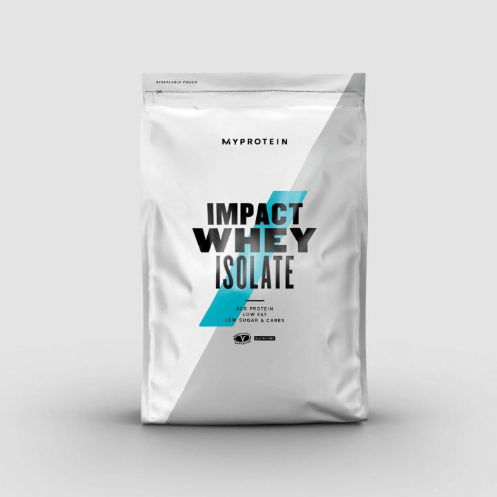 MYPROTEIN - IMPACT WHEY ISOLATE