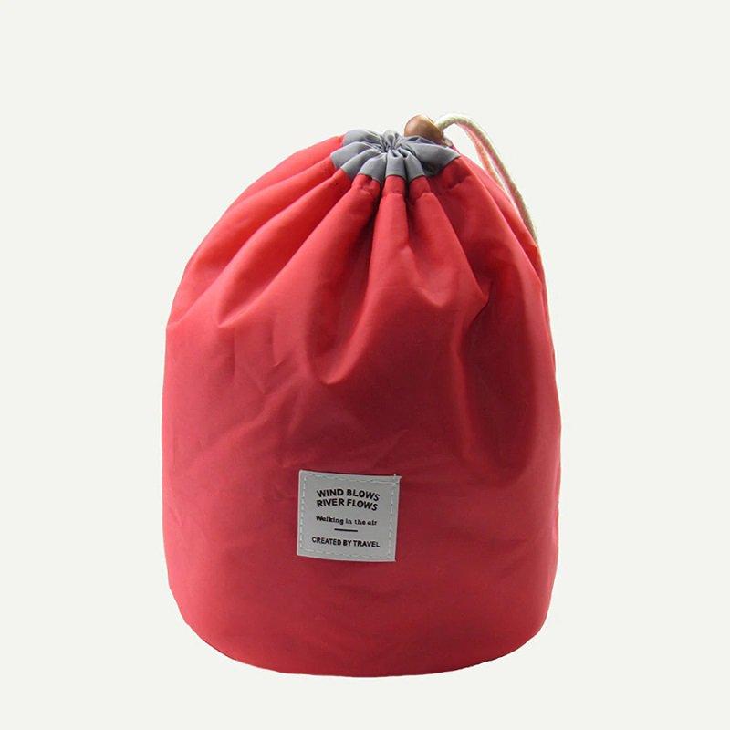 Дорожный органайзер-косметичка Travel Dresser Pouch, цвет красный
