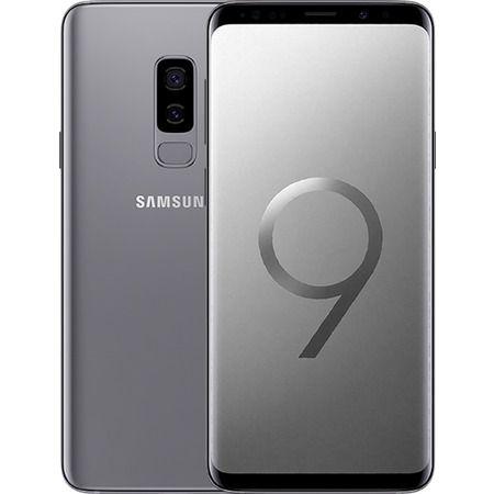 Смартфон Samsung Galaxy S9 Plus 64GB Titanium Gray