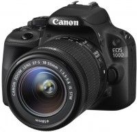 Canon EOS 100D Kit 18-55 is ll