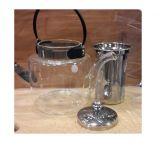 Стеклянный чайник 1200 мл Teapot BA 13906