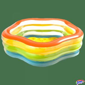 "Надувной детский бассейн ""Colors of Summer"" 188х180х53см"