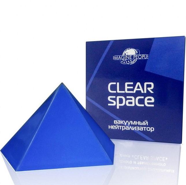 3+1 Clear Space в подарок! (5-гранная пирамида)