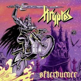 "KRYPTOS ""Afterburner"" 2019"