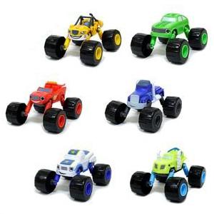 Машинка-трансформер Вспыш и его команда в ассортименте