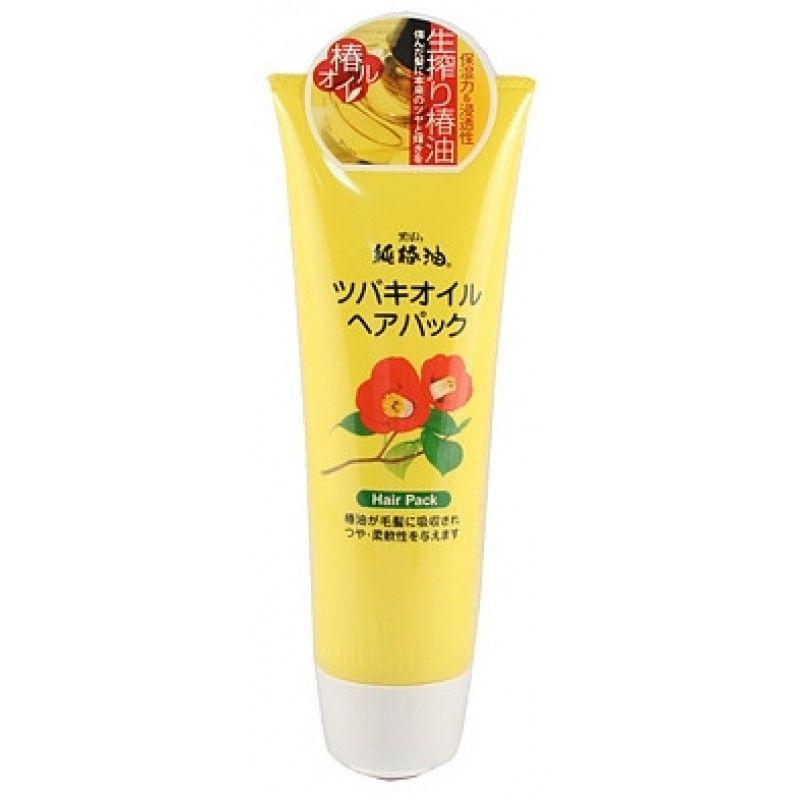 KUROBARA Маска восстанавливавающая для повреждённых волос с маслом камелии японской. Camellia Oil Hair Pack, 280 гр.