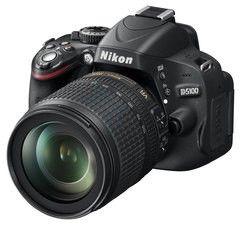 Nikon D5100 Kit 18-140 VR